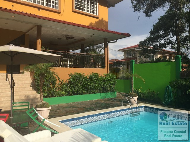 Bed and Breakfast Business Houses for sale in PANAMA