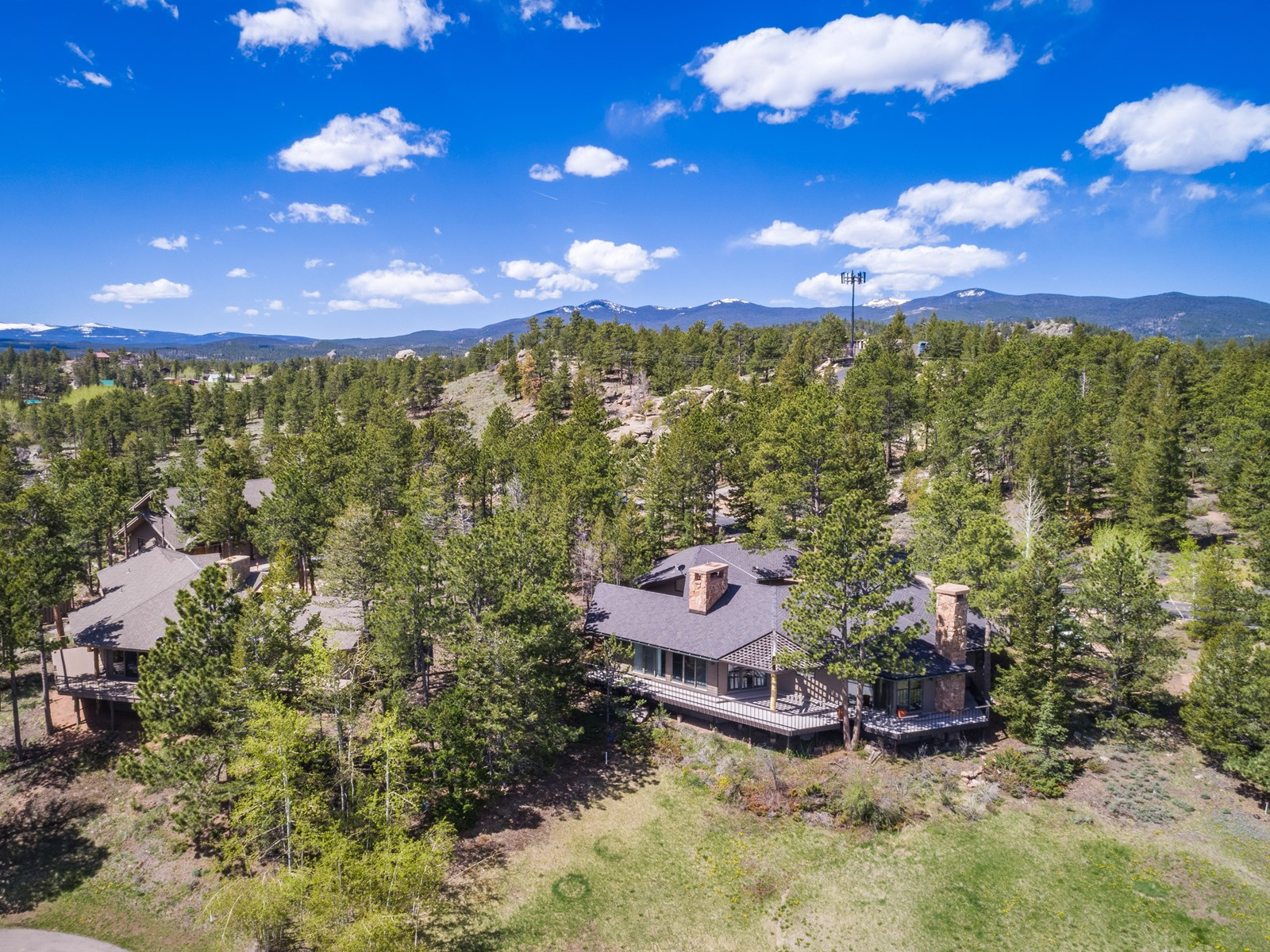 Colorado Mountain Home for Sale