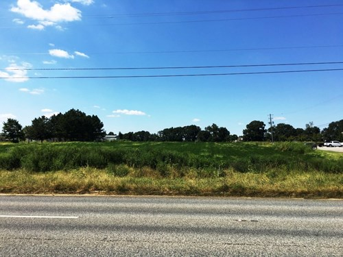 6.2 Acres on Alabama State Hwy 52!