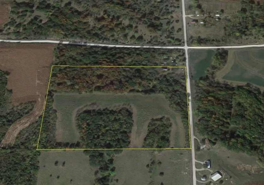 Combination Hunting & Farm Land for Sale in Jefferson Co, IA