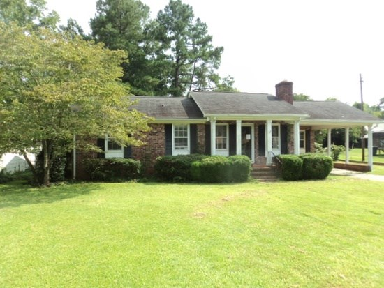 HISTORIC WINNSBORO, SC BRICK RANCH
