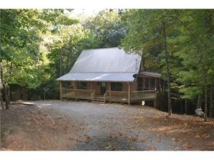 N GA MOUNTAIN HOME FOR SALE IN GILMER COUNTY