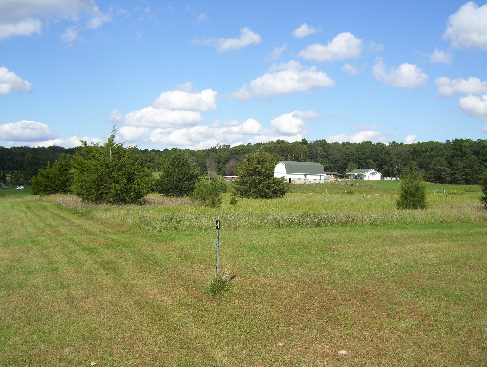 Buildable Country lots, Marquette County, Montello, WI