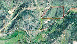 MOUNTAIN ACREAGE FOR SALE IN COLLBRAN COLORADO