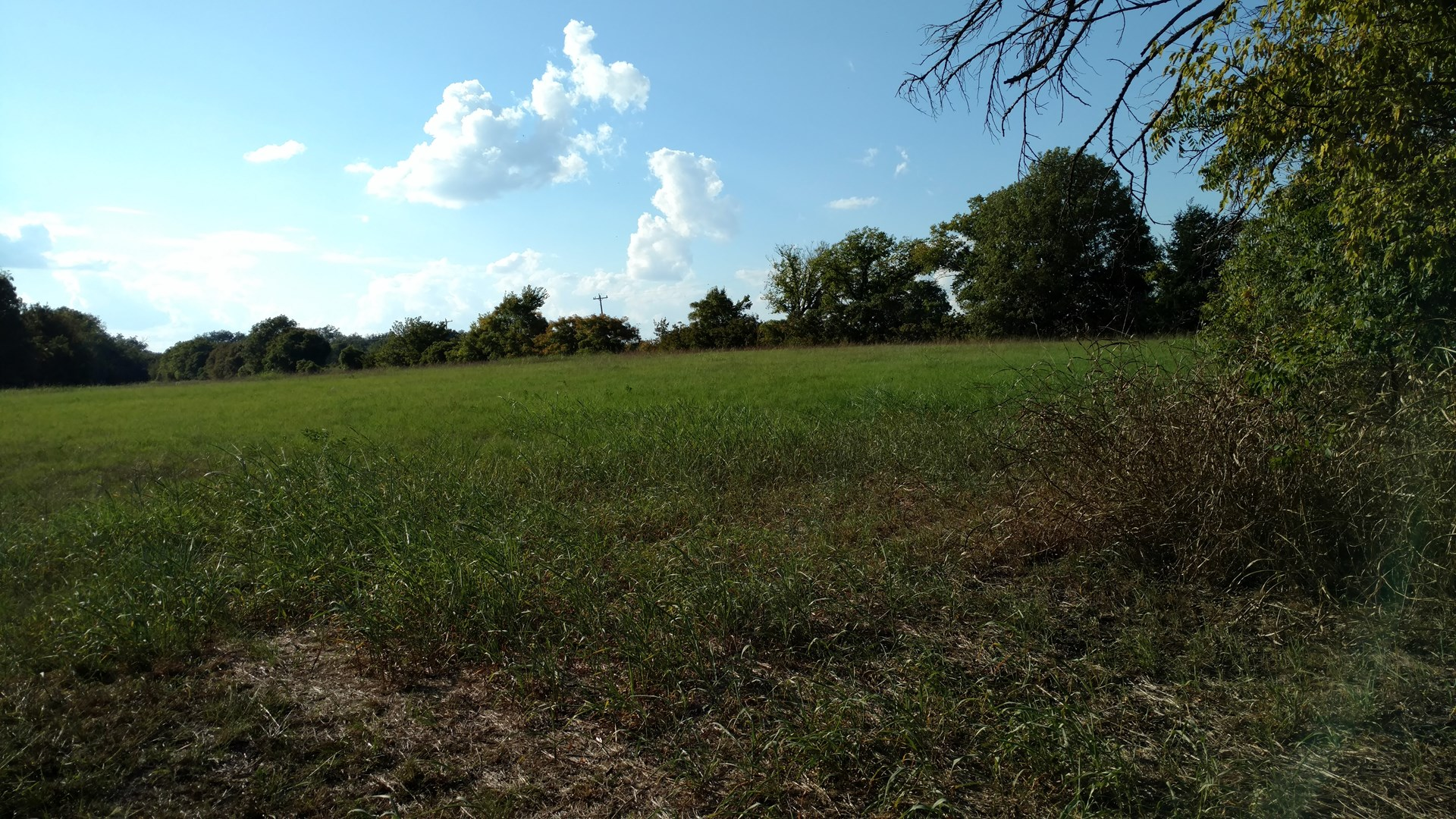 Central Oklahoma Land for Sale | Pawnee County
