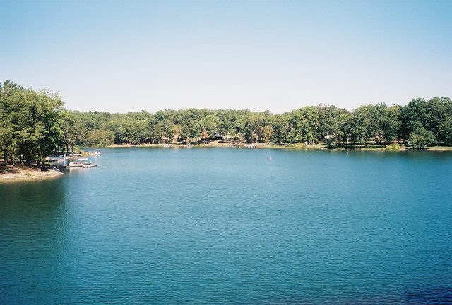 ARKANSAS LAKE FRONT LAND FOR SALE
