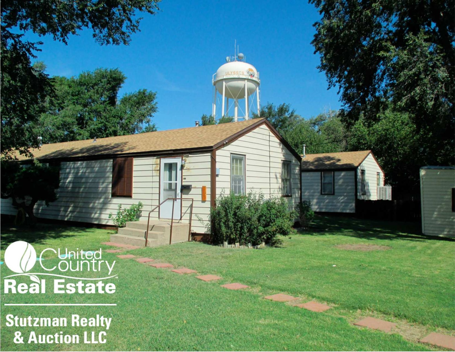 INCOME PRODUCING PROPERTIES FOR SALE IN ULYSSES, KS
