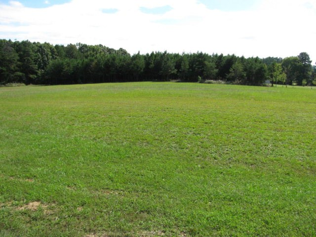 Nice laying land with good road frontage in Gretna VA.