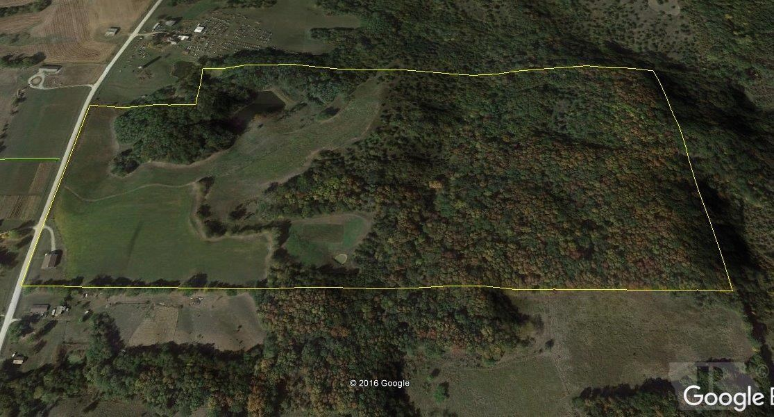 Hunting Land/Farm in Van Buren County, Iowa
