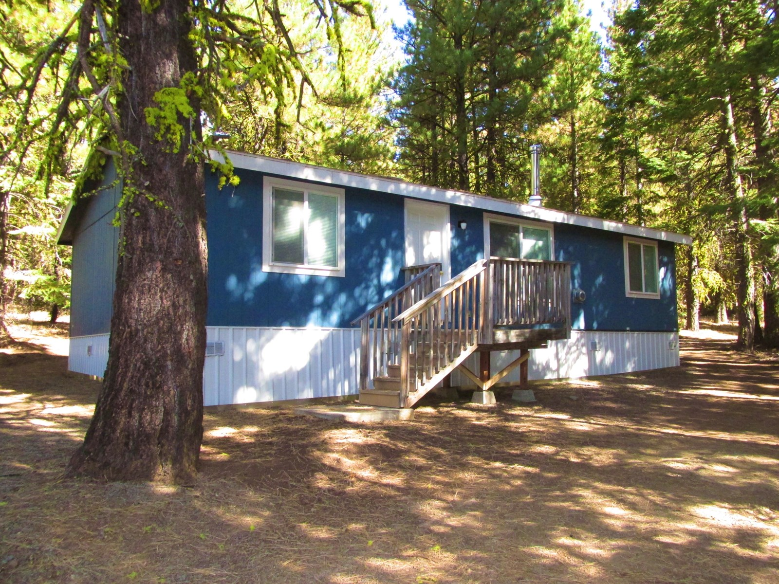Mountain Home For Sale in Modoc County!