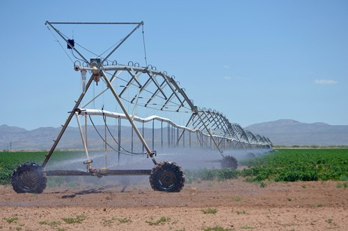 WATER INVESTMENT OPPORTUNITY IRRIGATED FARM LAND WEST TEXAS
