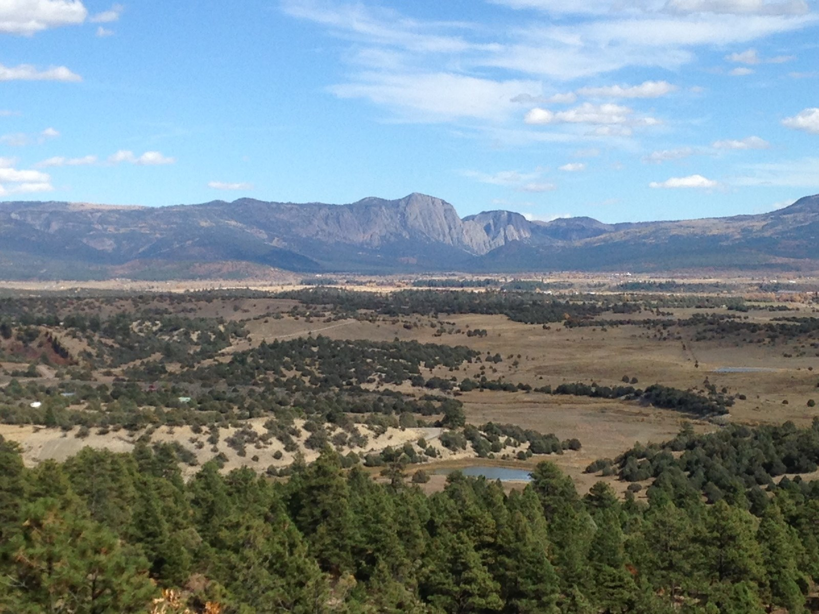 LOT FOR SALE WITH NORTHERN NM MOUNTAIN VIEWS VALLEY VIEWS