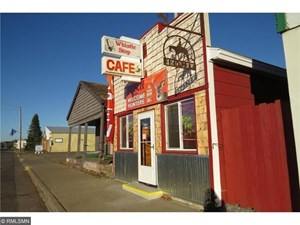 RESTAURANT FOR SALE - HINCKLEY, MN - WHISTLE STOP CAFE