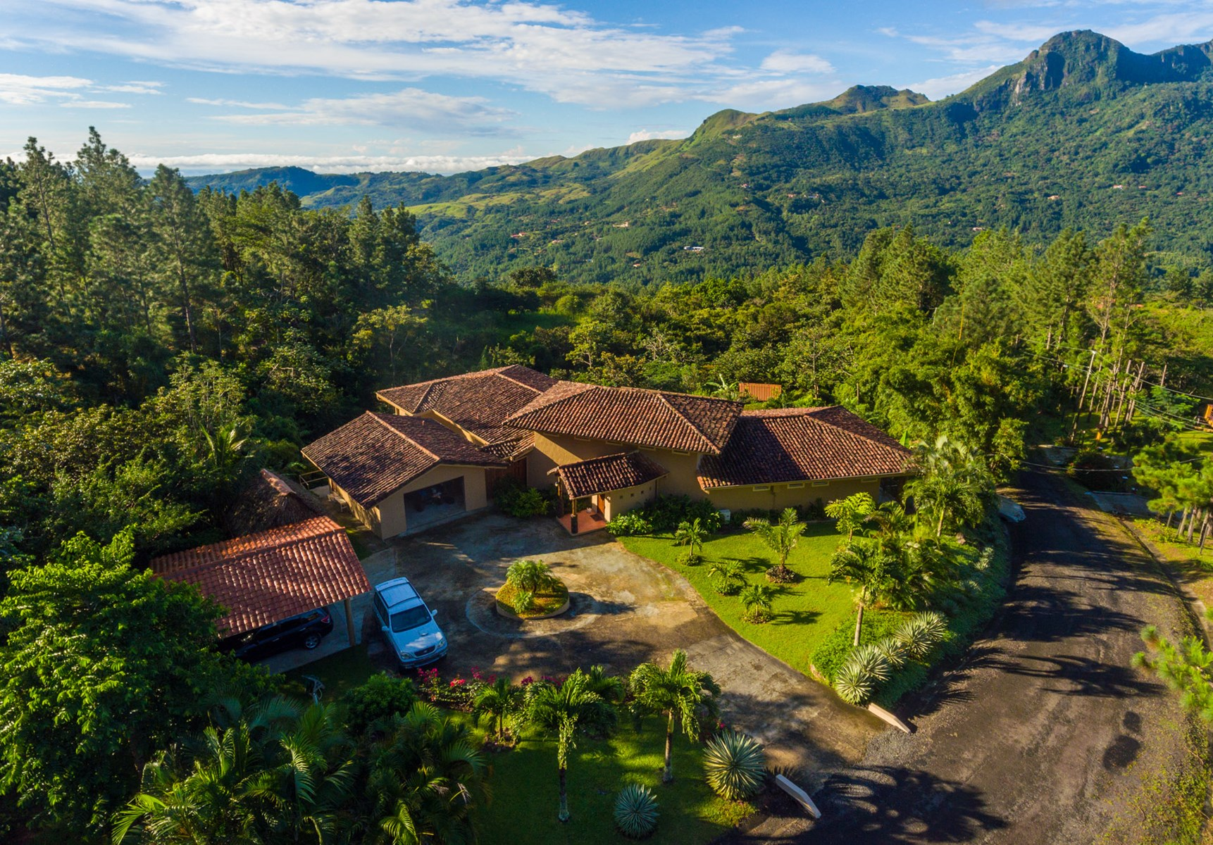 Altos del Maria Panama Mountain home for sale real estate