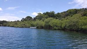 BEAUTIFUL REMOTE LAND, BOCAS DEL TORO, PANAMA