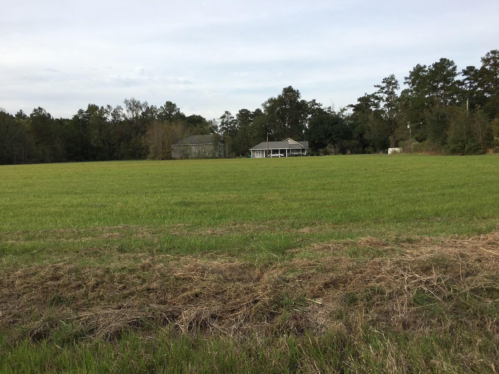 Estate Sized 1.69 Acre Rural Lot near Ponchatoula, LA