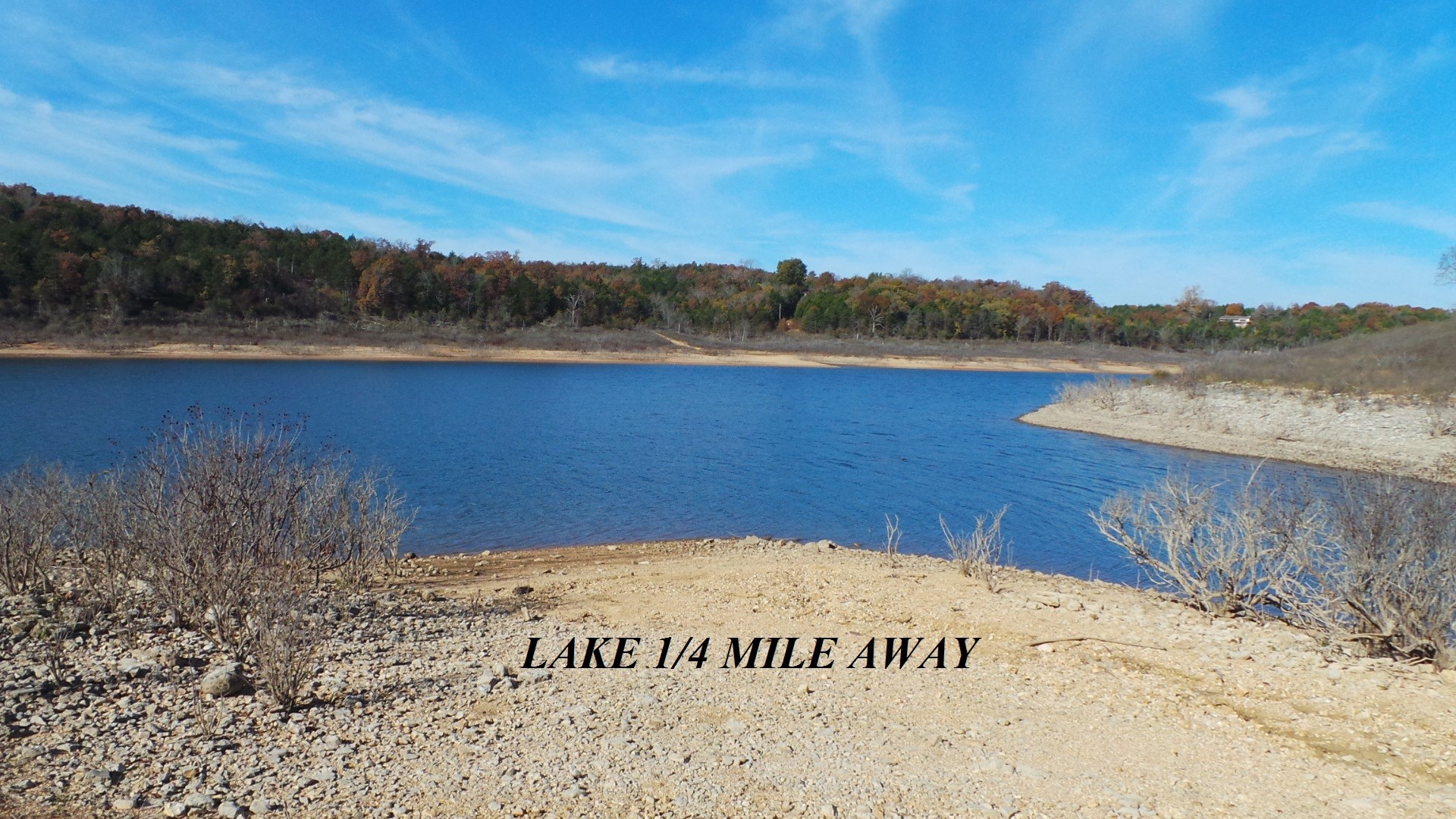 BULL SHOALS LAKE LAND FOR SALE IN THE OZARKS
