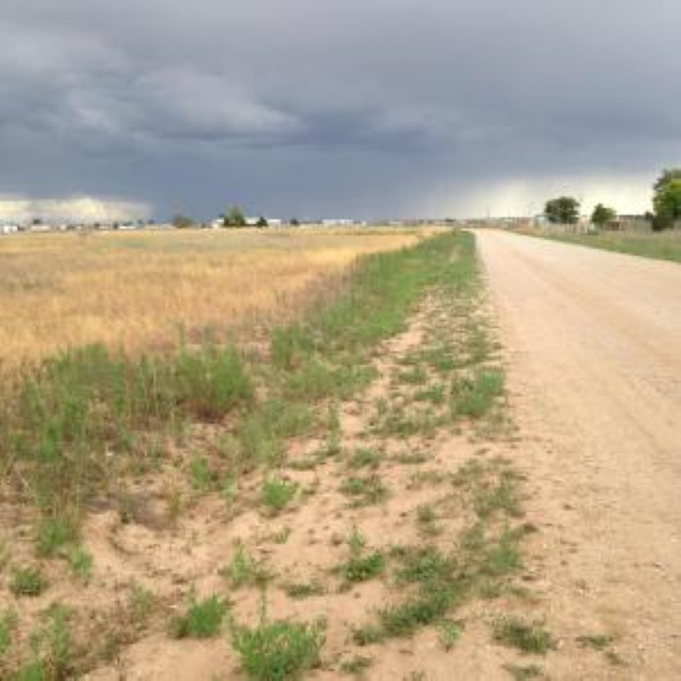 Manufactured Home Building Lot For Sale near Moriarty NM