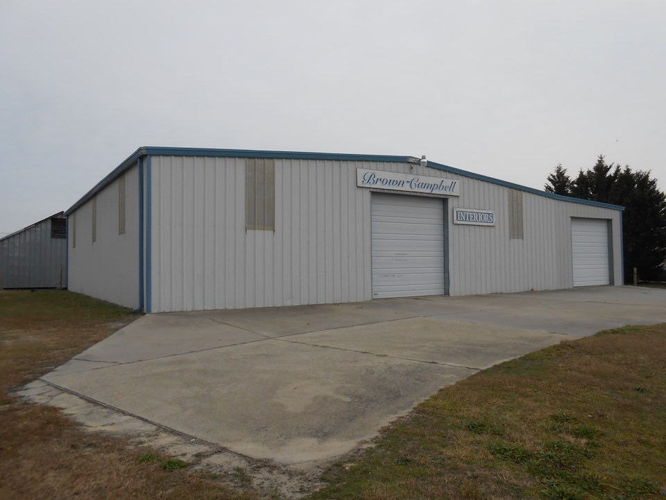 Commercial Real Estate For Sale Martin County, NC, Warehouse