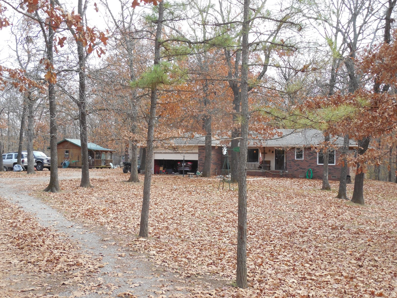 Cabin in The woods for sale for sale in Ok