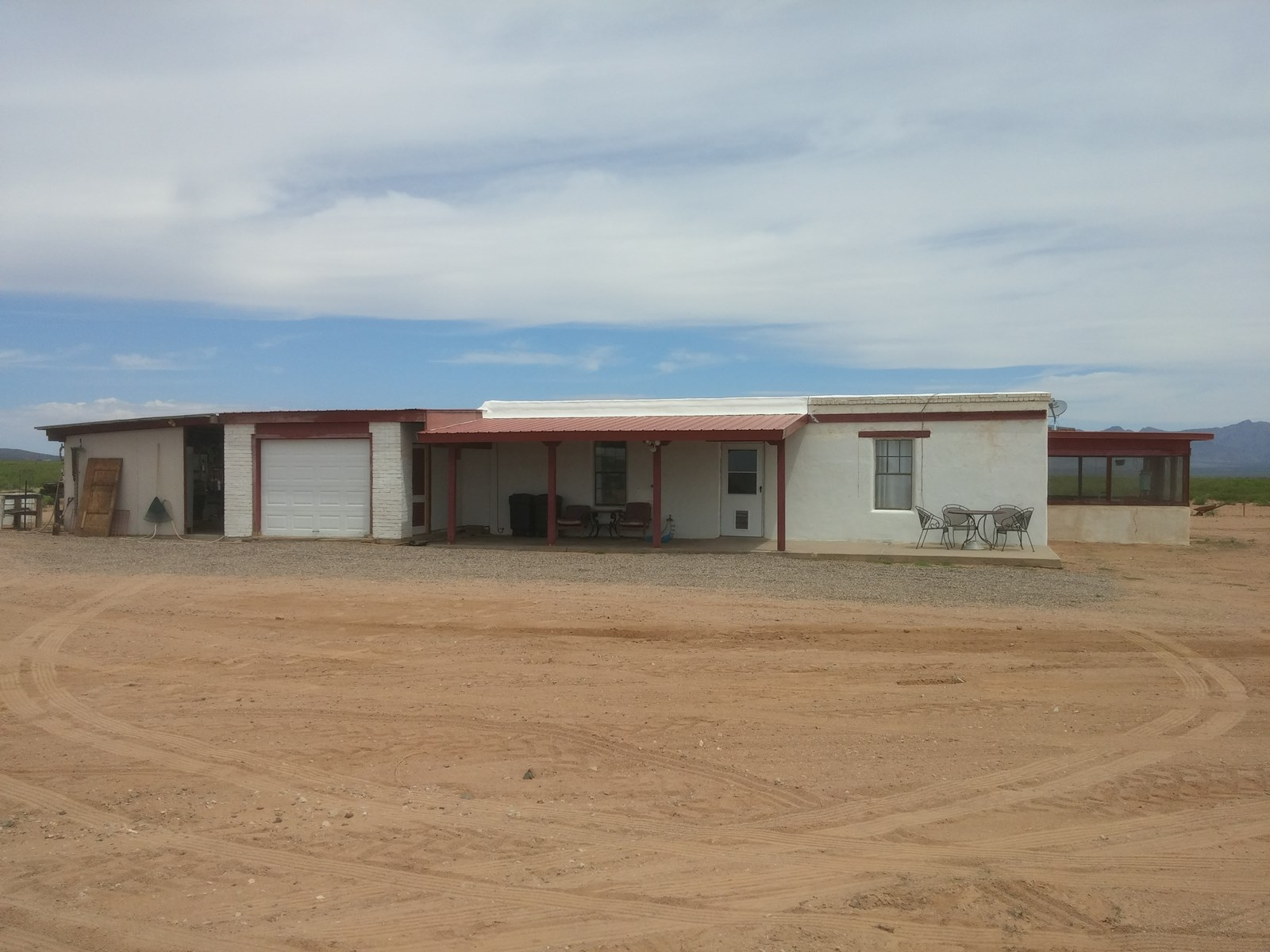 Desert property in Deming NM