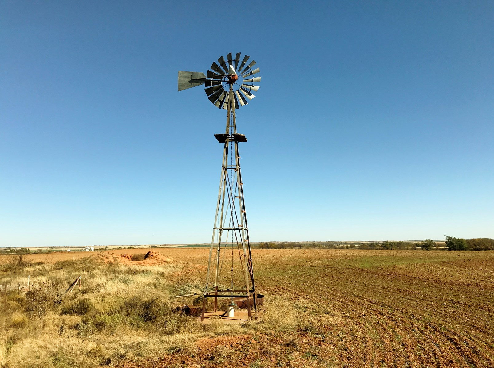 Land for Sale, Custer County, Oklahoma