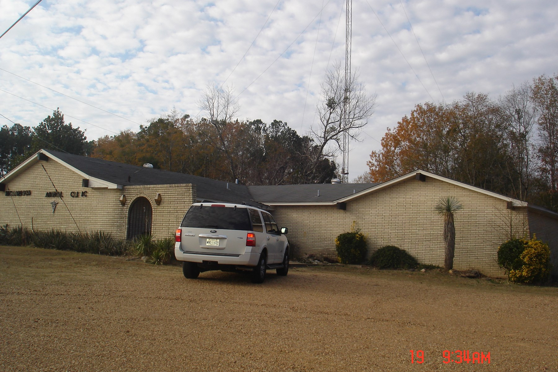 Office Building for Sale-922 S. Church Ave, Louisville, MS