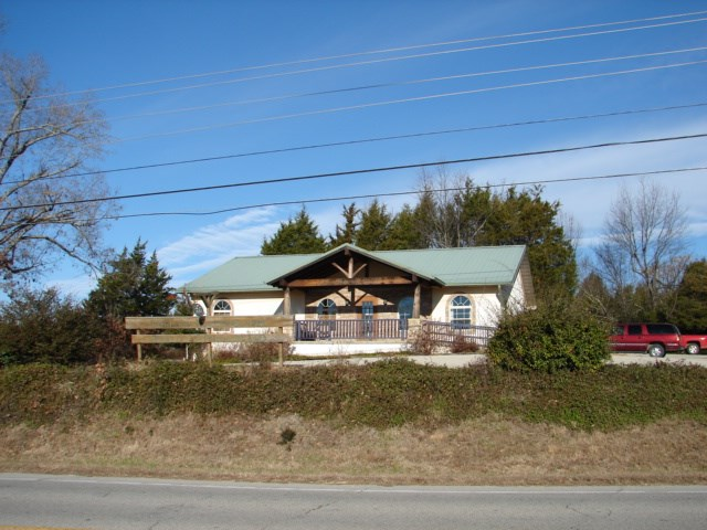 Commercial Building for Sale in Salem Arkansas