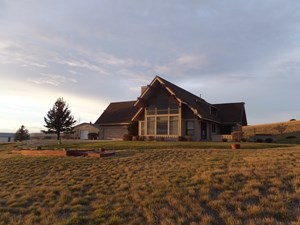 520 GOLDEN EAGLE DRIVE, COUNTRY HOME IN MONTANA
