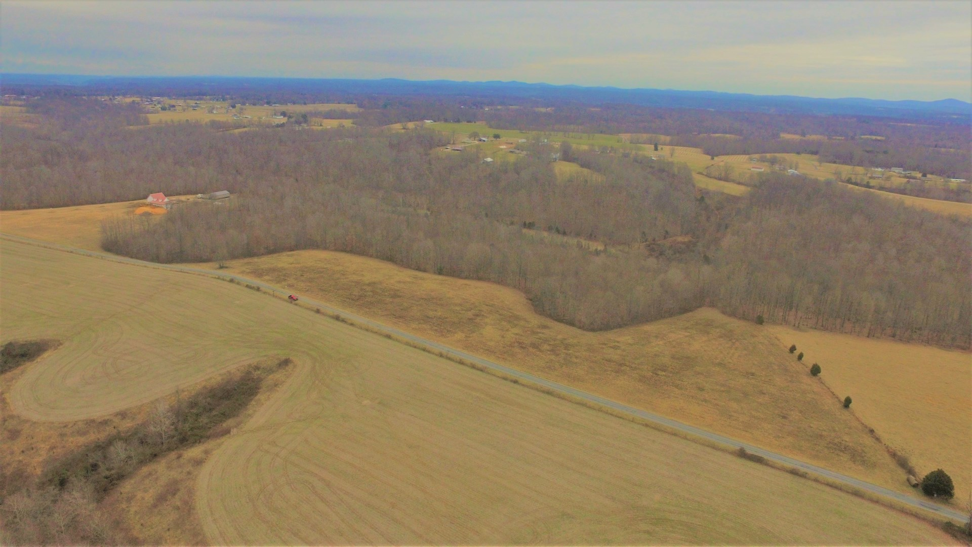 SOUTH-CENTRAL KENTUCKY ACREAGE-PASTURE & WOODS-LIBERTY, KY.