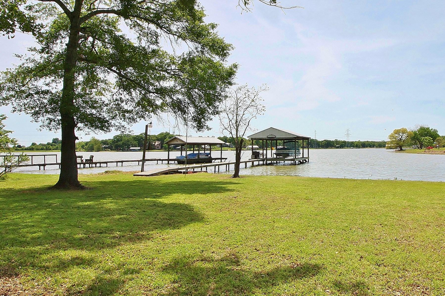 Home on Lake Limestone - Groesbeck, TX