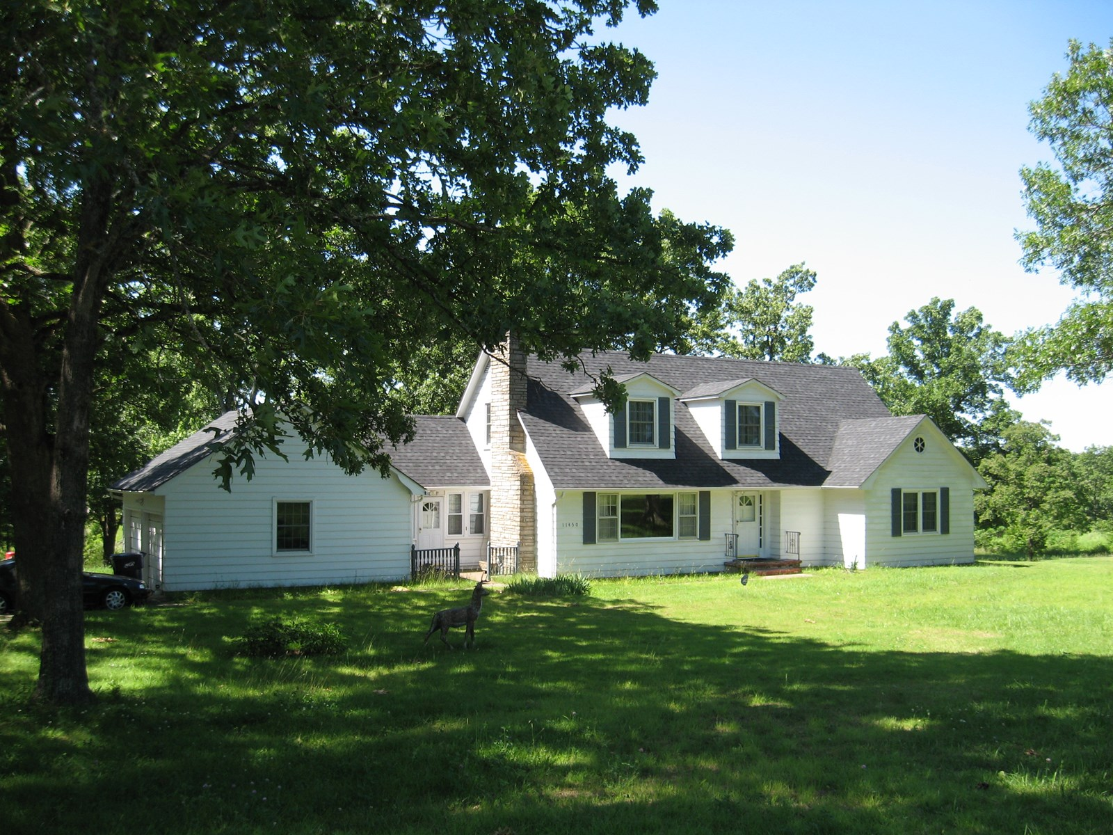 Country Home For Sale In Phelps County, Rolla, MO On 5.64 Ac