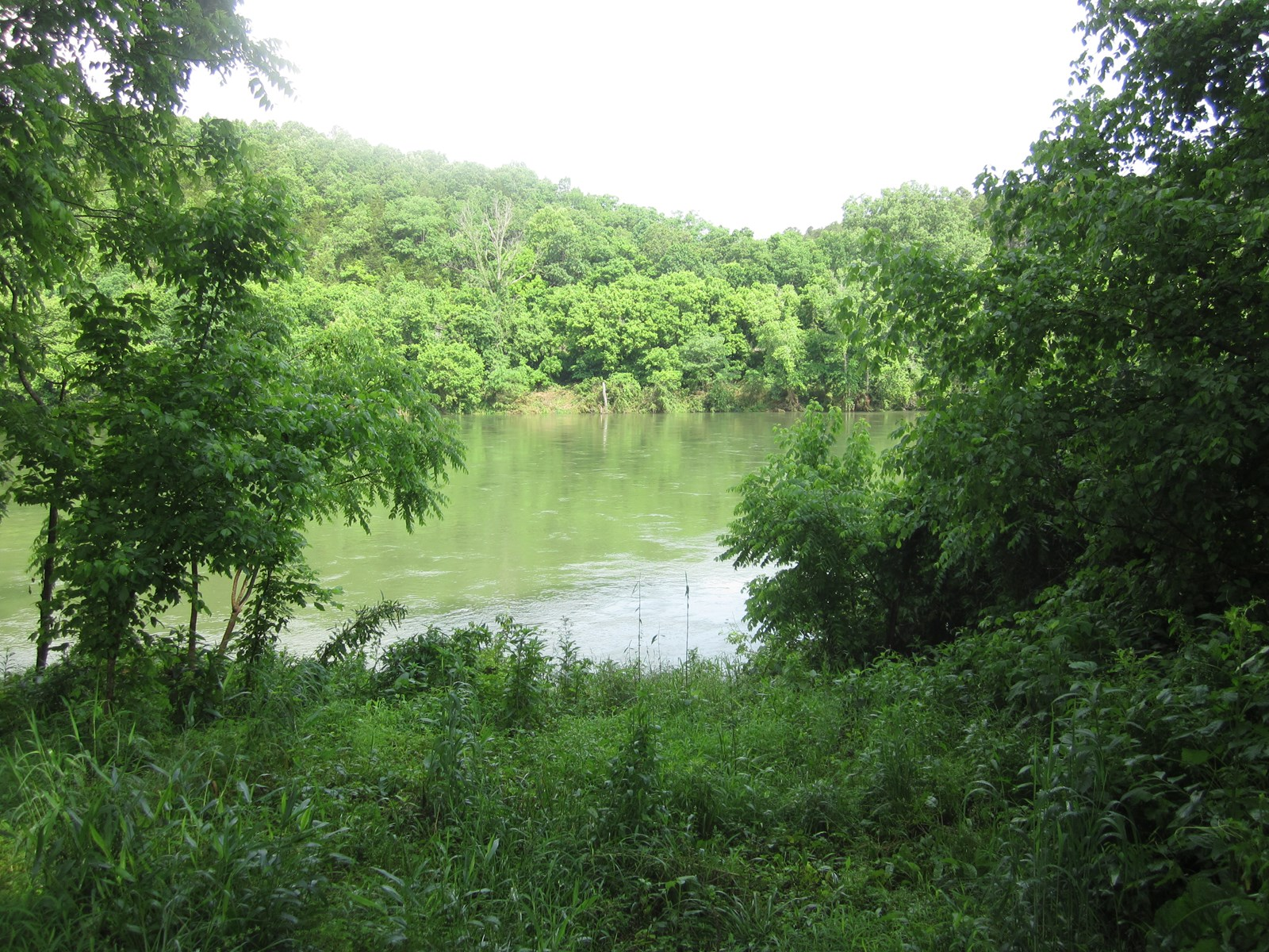 WHITE RIVER LAND FOR SALE NEAR NORFORK, ARKANSAS!