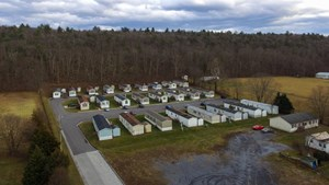 WELL-MAINTAINED 25+ UNIT MOBILE HOME PARK