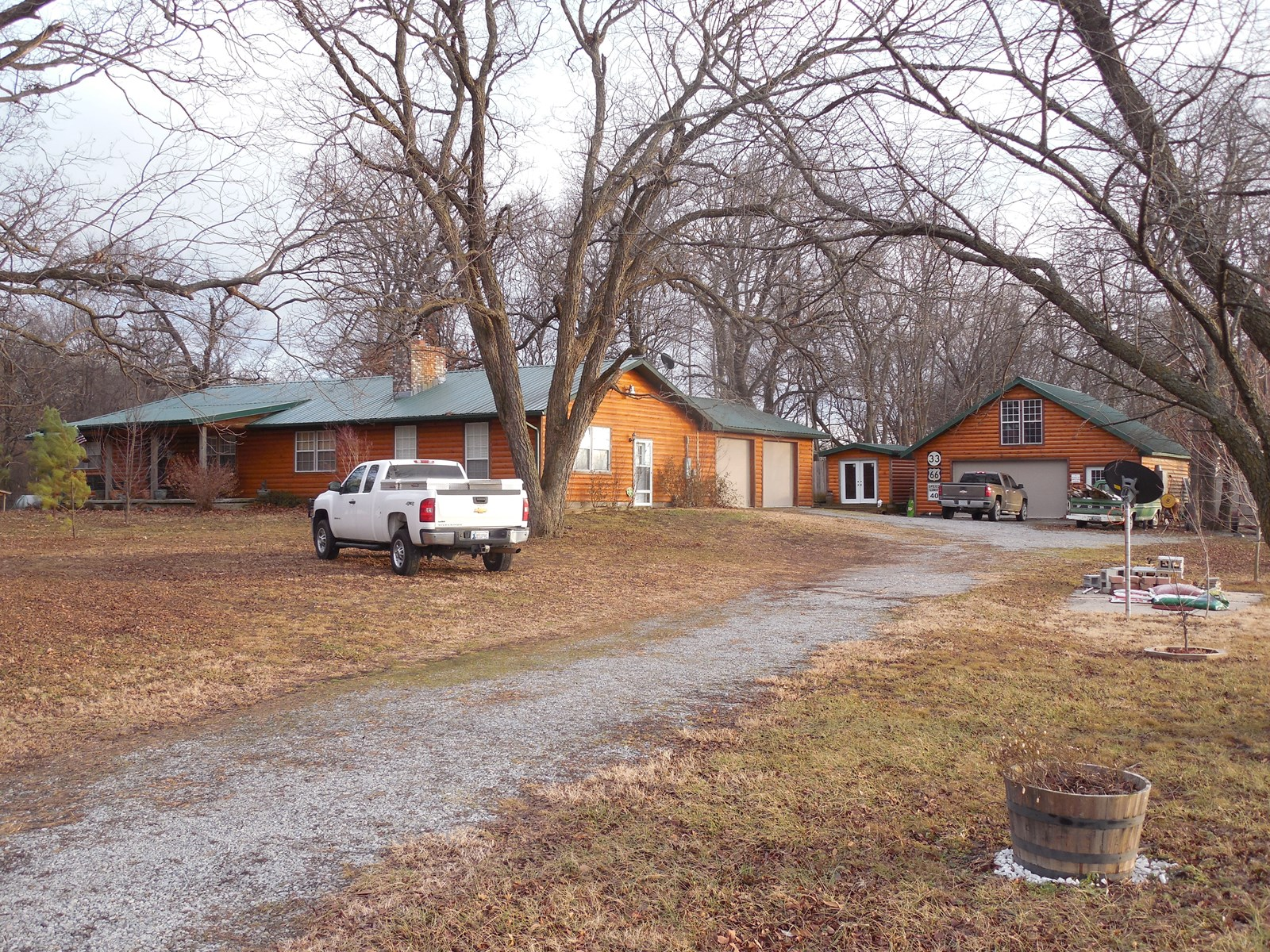 Pryor Ok Country Home for sale