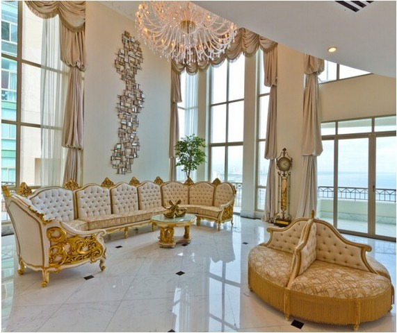 Luxurious Penthouse for sale in PANAMA City