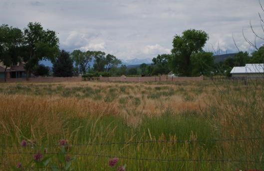 Flat Lot with views of Sneffels Range