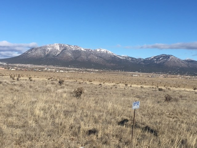 Residential Lot For Sale In Edgewood New Mexico