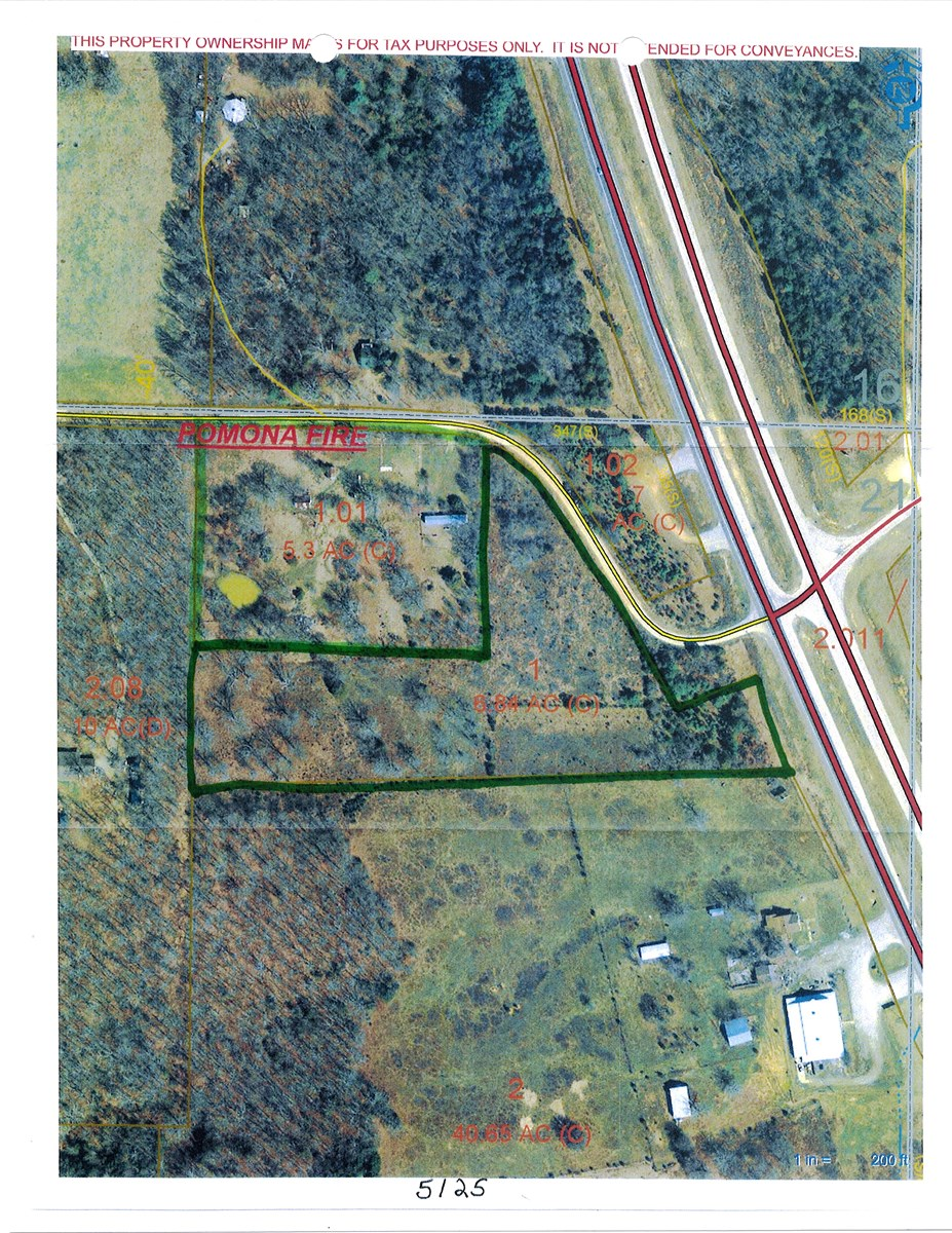 MO OZARKS acreage with highway frontage for sale Willow Spgs