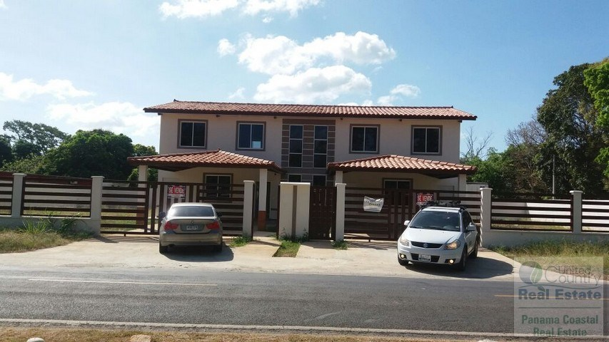 Gorgona Duplex Homes For Sale PANAMA