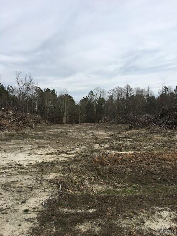 Water Access Lot for Sale in Hertford, NC