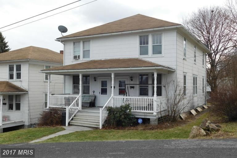 Frostburg MD Duplex For Sale Near University
