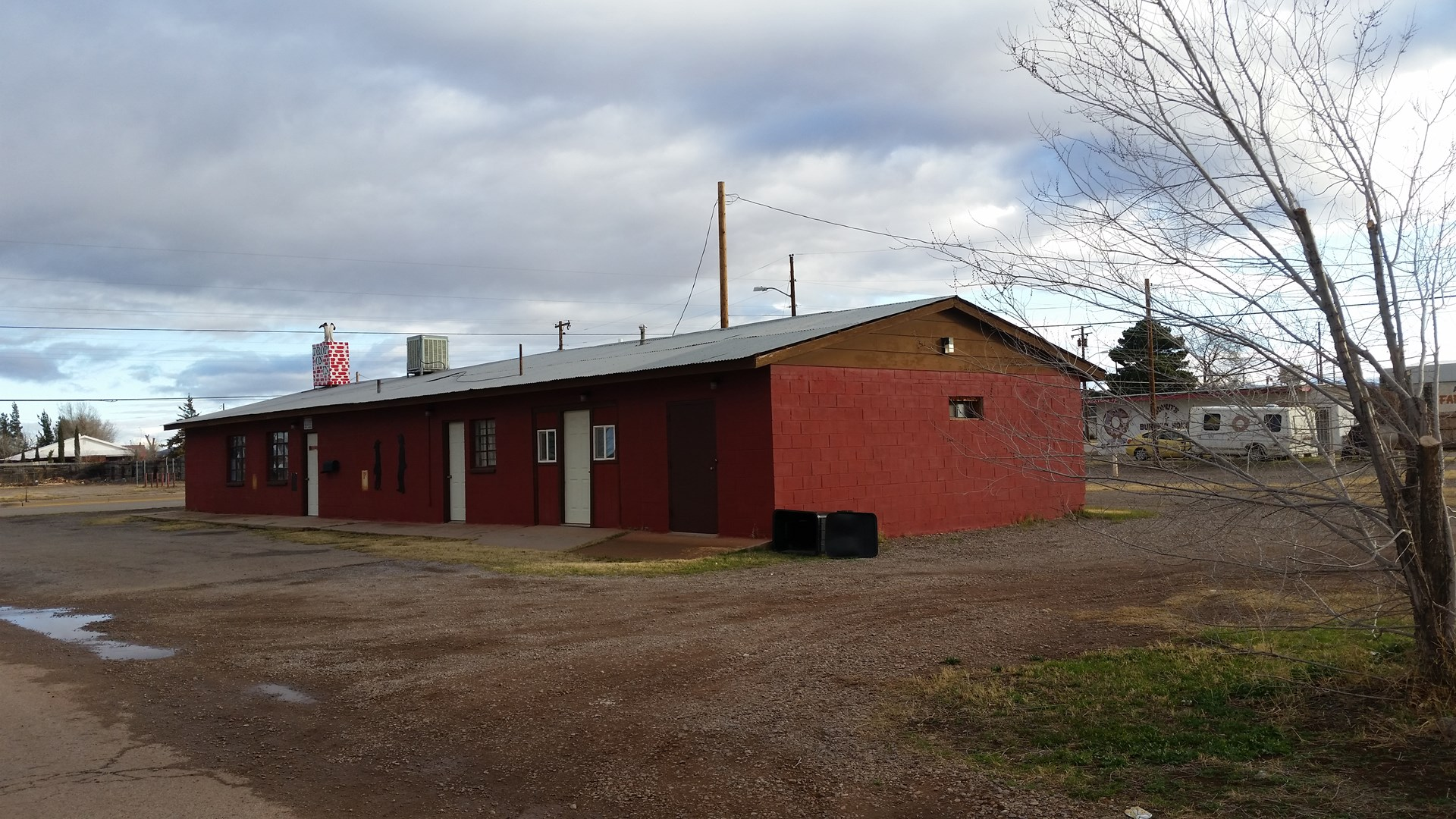 Commerical building in Tularosa,nm