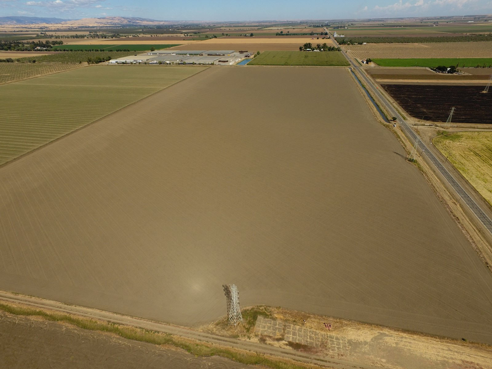 Yolo County Farm Land For Sale - Currently In Alfalfa