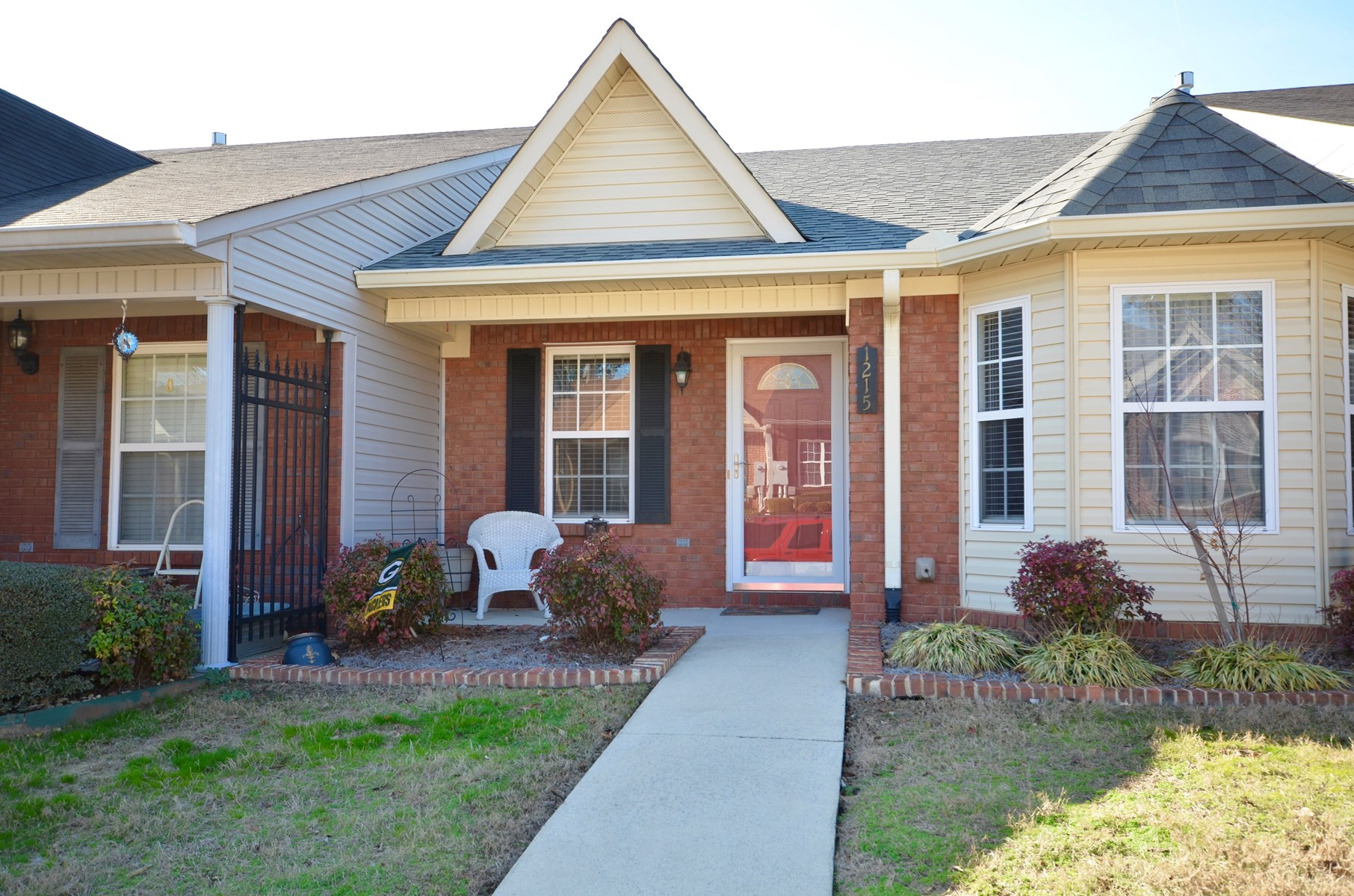 Hartselle Alabama Townhome!