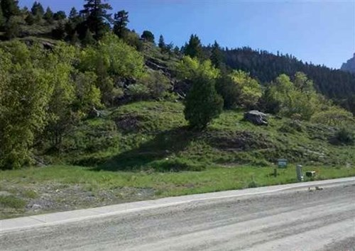 Downtown Ouray Colorado Building Lot For Sale