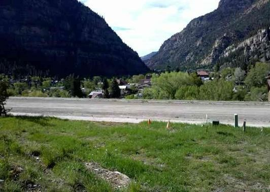 Mountain View Lot in Town of Ouray Colorado For Sale