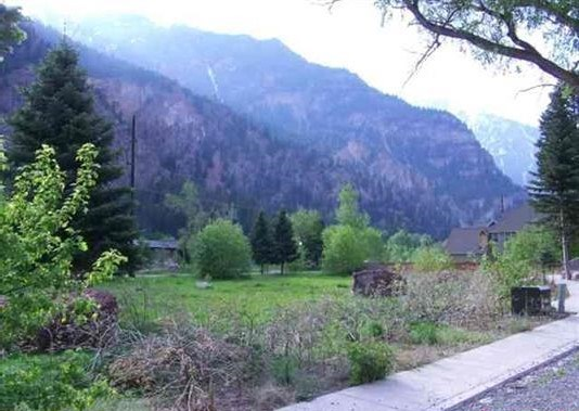 Phenomenal View Lot For Sale in Ouray Colorado