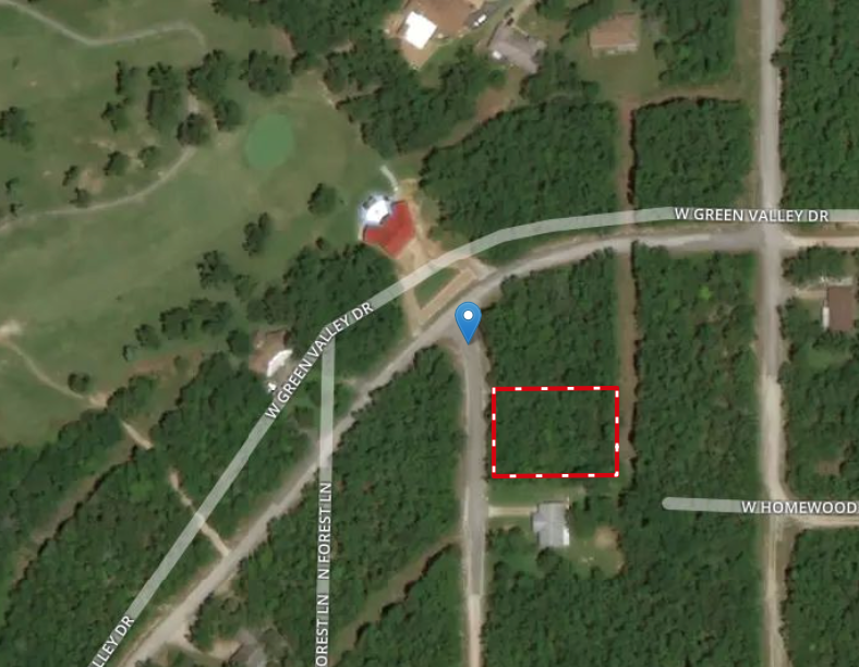 Vacant Lot For Sale in Horseshoe Bend, Arkansas