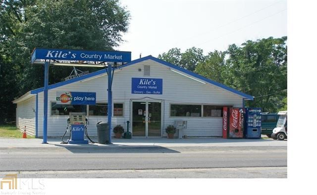 Convenience Store For Sale in Rocky Ford, GA